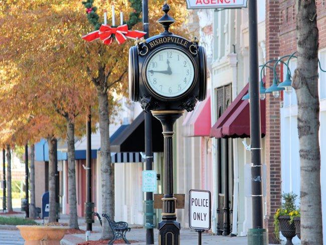 Downtown Bishopville