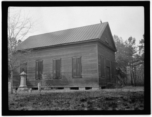 Black Oak Church