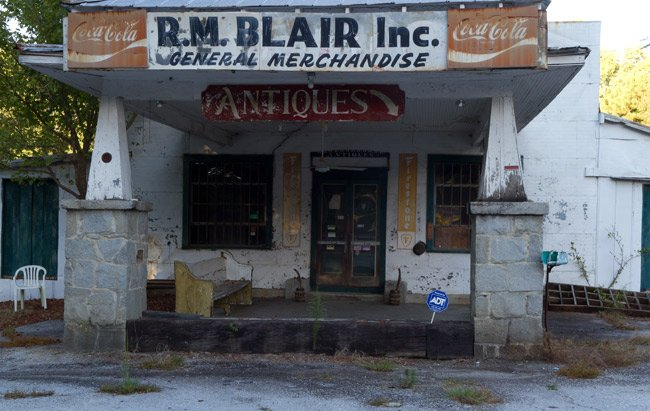 Blair Antique Store