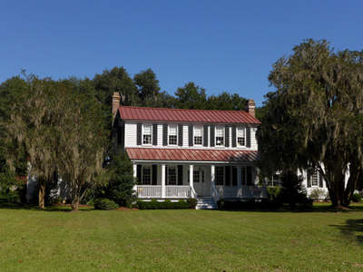 Blue House Plantation
