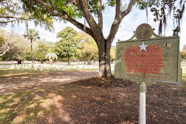 Blue Star Memorial Beaufort