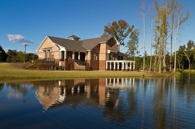 Blythewood Civic Center Pond