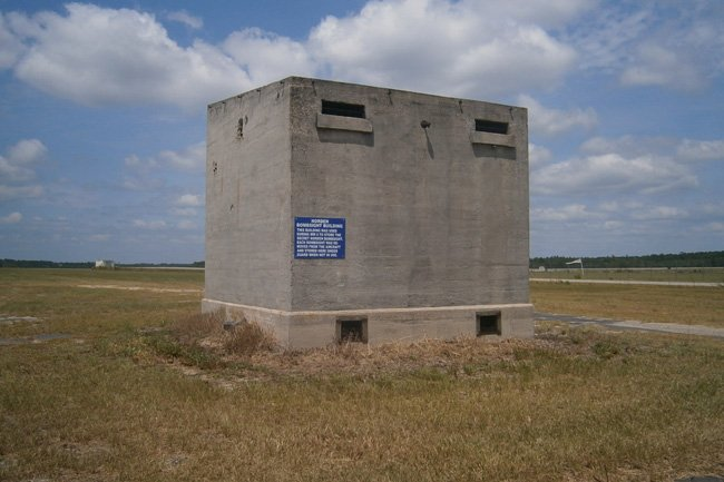 Bombsight Building