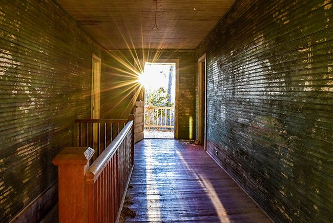 Bonnie's Barn Upstairs Hallway
