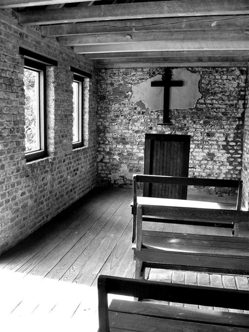 Boone Hall Chapel