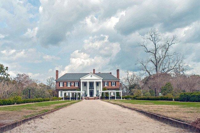 Boone Hall House
