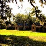 Boone Hall Plantation Outbuildings