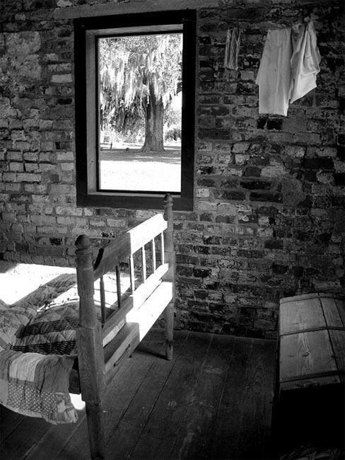Boone Hall Slave Cabin