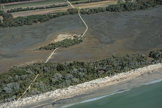 Botany Bay Aerial