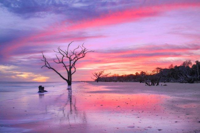 Botany Bay South Carolina