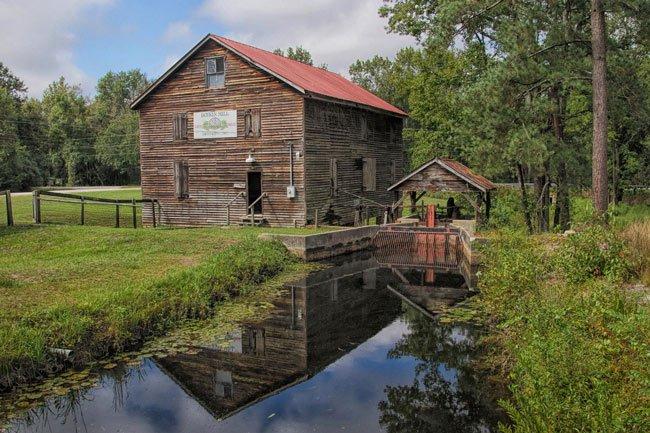 Boykin Grist Mill