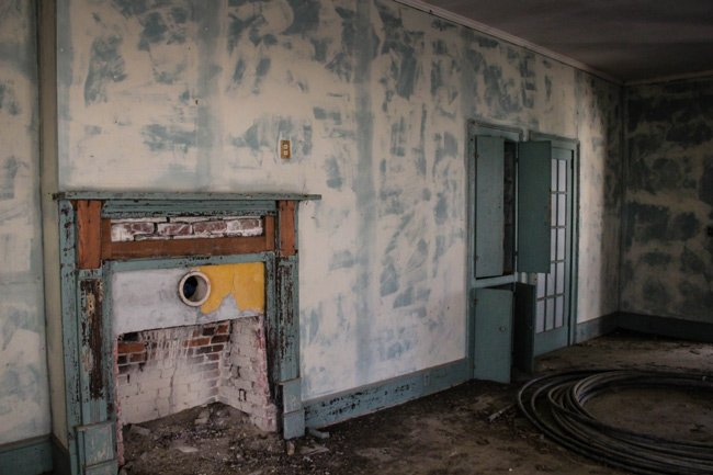 Boynton House Interior