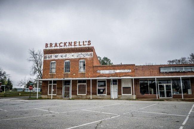 Bracknell's Store