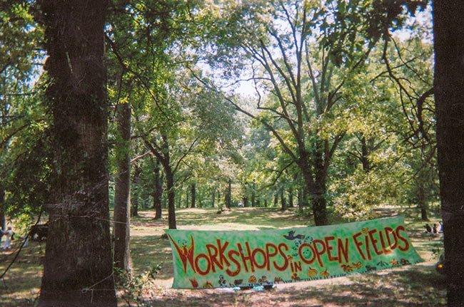 Brainerd Institute Festival Banner