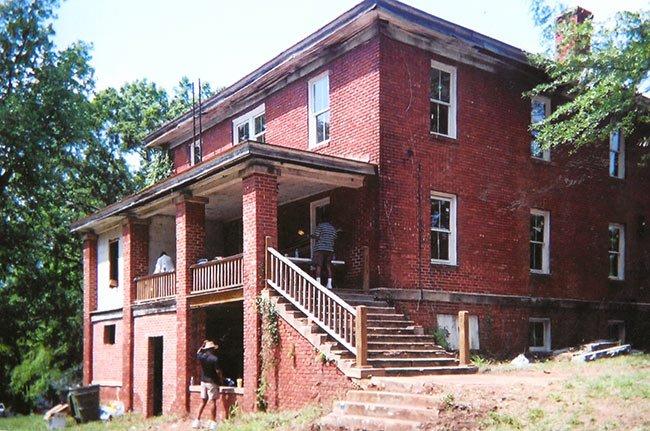 Brainerd Institute Side View