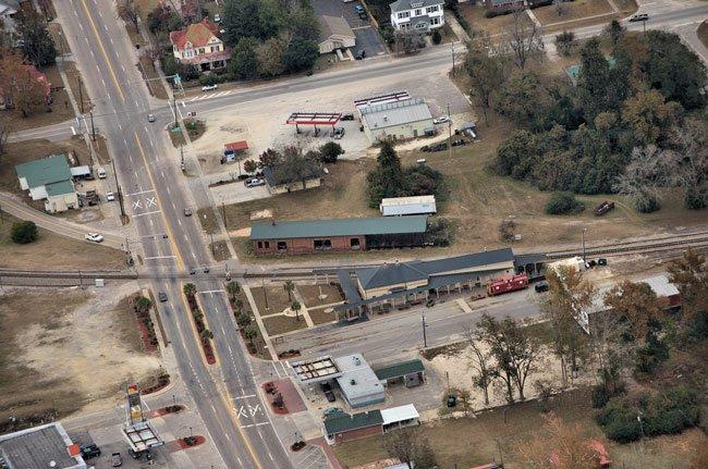 Branchville Aerial