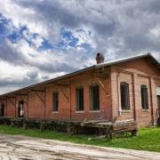 Branchville Freight Depot