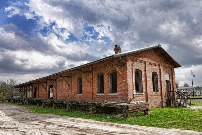 Branchville Depot
