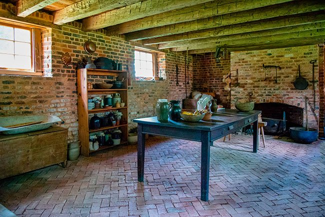 Bratton House Warming Kitchen