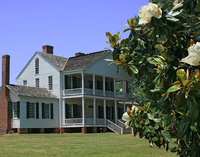 Brattonsville House