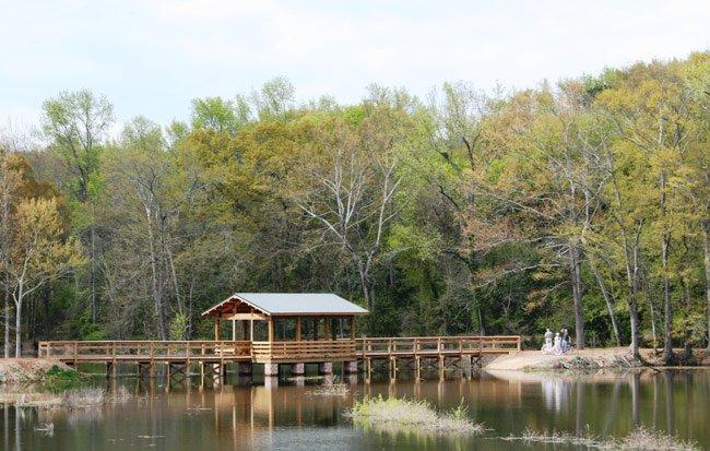 Brick Pond Park Pavilion