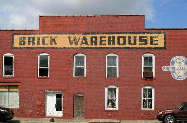 Brick Warehouse Mullins