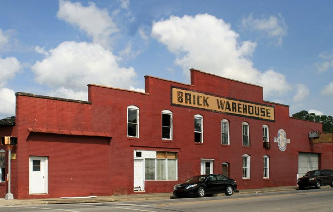 Brick Warehouse