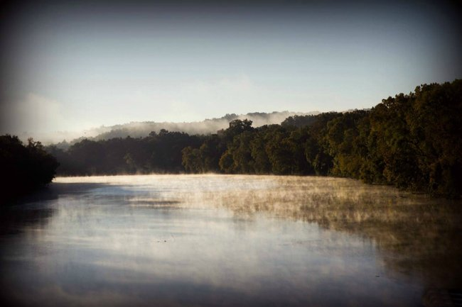 Broad River Mist