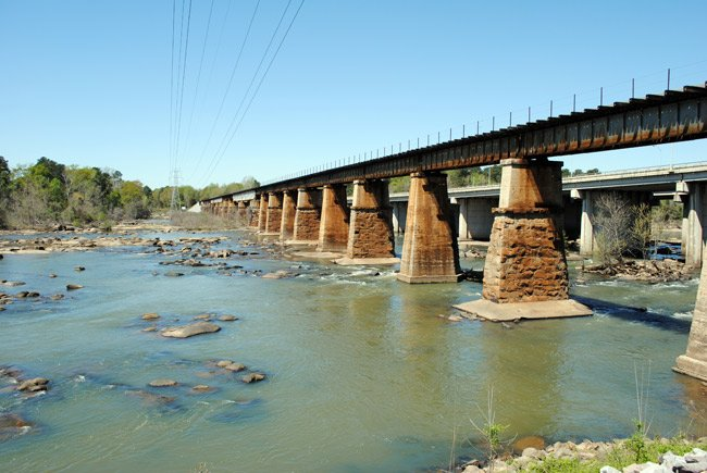 Broad River Trestle
