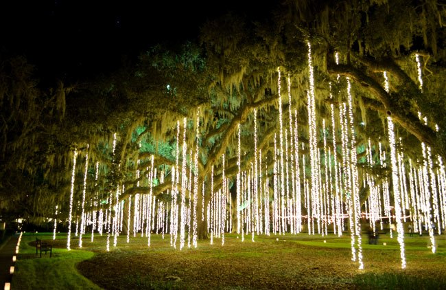 Wonderful Brookgreen Gardens Lights