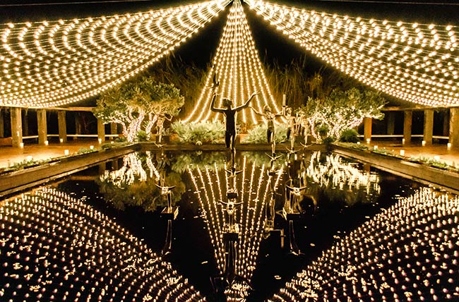 Brookgreen Gardens, Night of a Thousand Candles