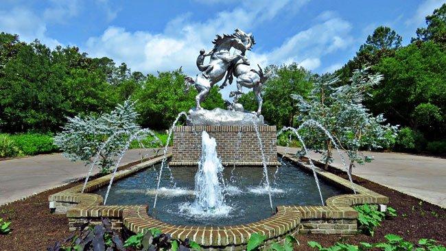 Hyatt Myrtle Beach >> Brookgreen Gardens - Murrells Inlet South Carolina SC