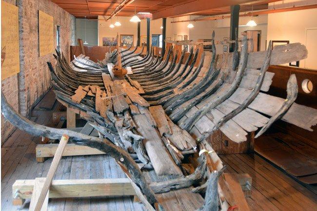 Browns Ferry Vessel
