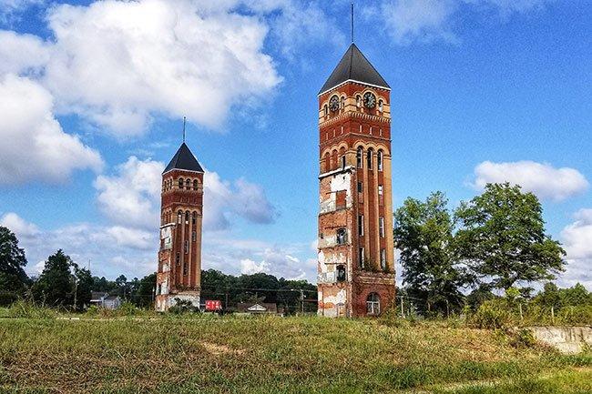 Buffalo Mill Towers, SC