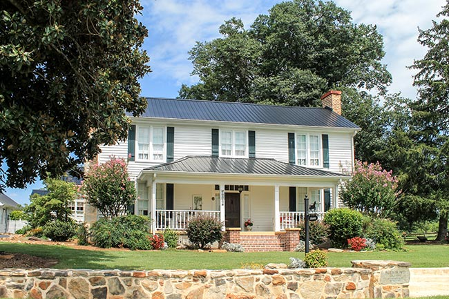 Bush Homeplace