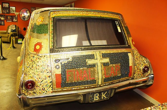Button King Hearse