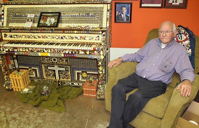 Button King Piano