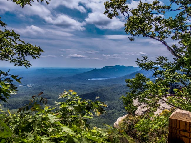 Caesars Head Overlook