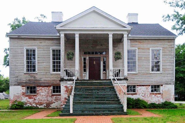 Caldwell-Johnson-Morris Cottage