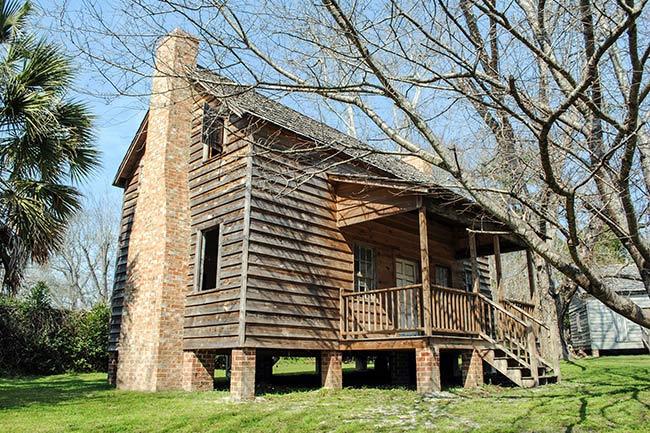 Historic Homestead Calhoun County Museum