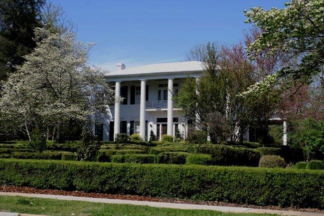 Calhoun Johnson House