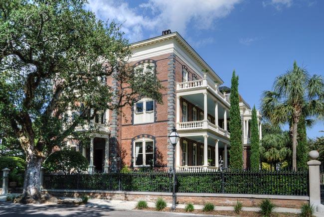 Calhoun Mansion Charleston