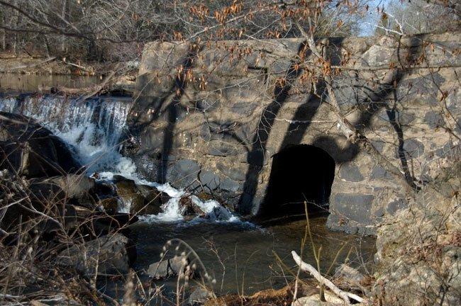 Calhoun Mill Dam