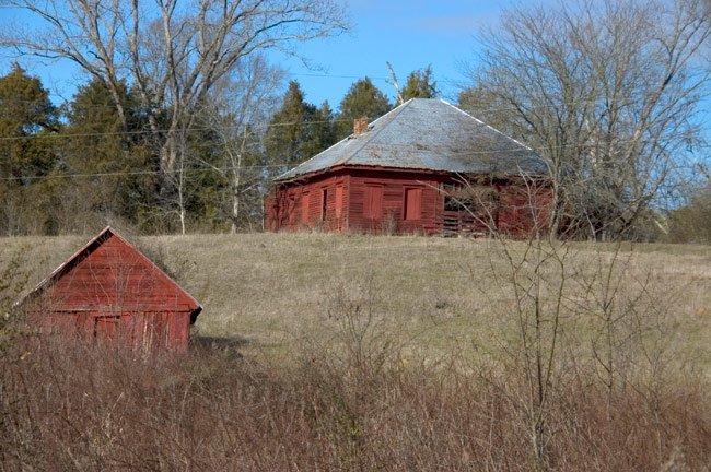 Calhoun Mill McCormick County