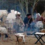 Cowpens 1780's Encampment
