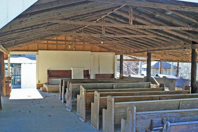 Camp Welfare Tabernacle