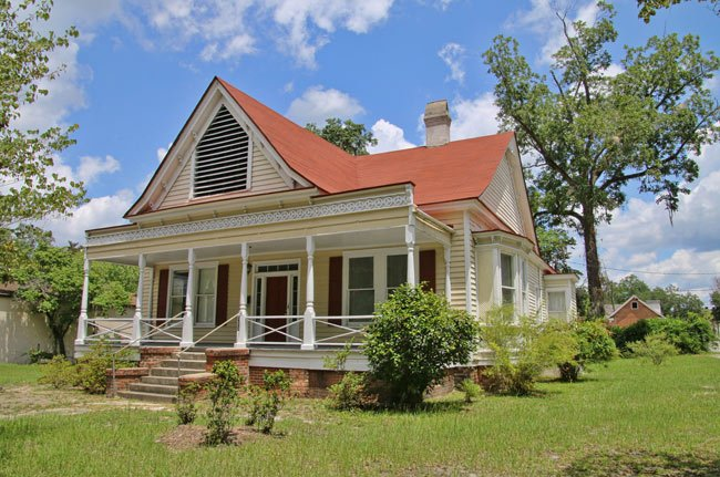 O.T. Canady House
