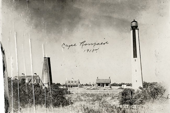 Cape Romain Lighthouses