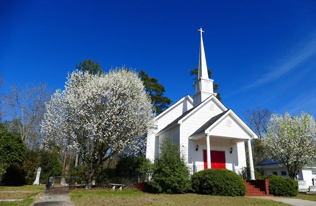 Baptist Churches On James Island Sc