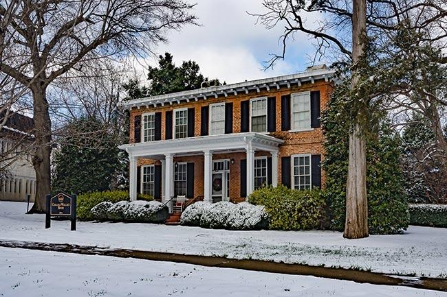 Carlisle Wallace House